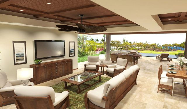 Equity Residences home in Mauna Lani, Hawaii