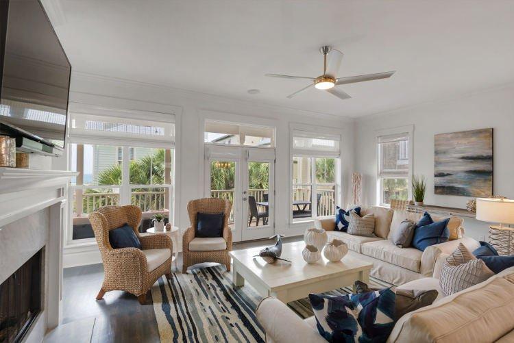 Rosemary Beach Equity Platinum Fund luxury property