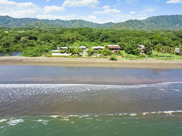 Equity Residences beachfront house Guanacoste Costa Rica