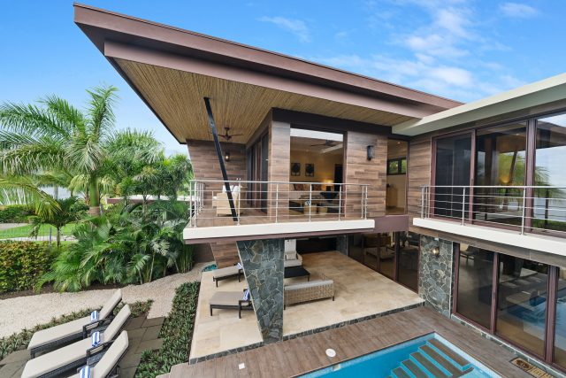 Equity Residences Playa Potrero Costa Rica beachfront home design