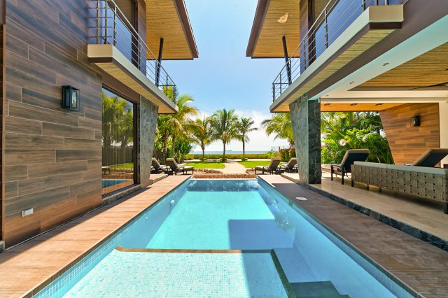 Equity Residences Playa Potrero Costa Rica beachfront home