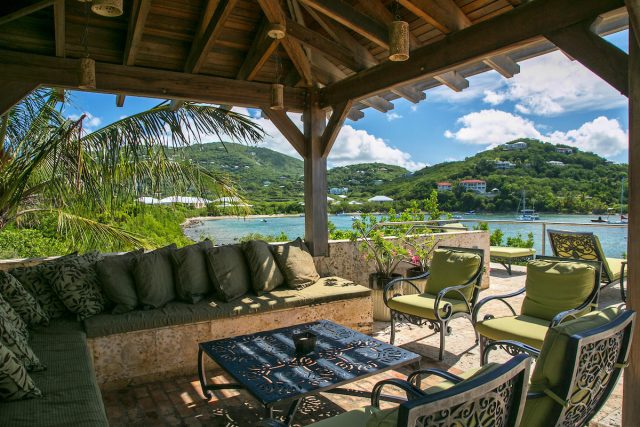 Cruz Bay St. John