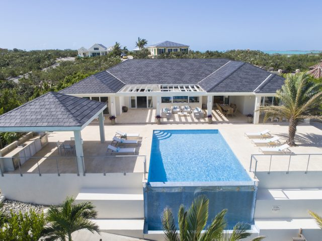 Equity Residences Turks and Caicos Areal View
